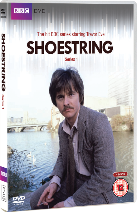 Shoestring Series 1 DVD Pack Shot